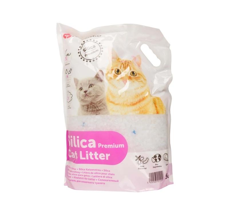Cat Litter Silica Premium 5L