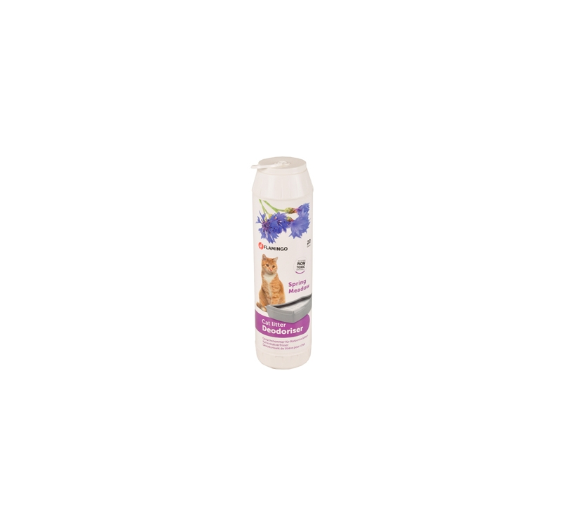 "Cat Litter Deodoriser ""Spring Meadow"" 750g"
