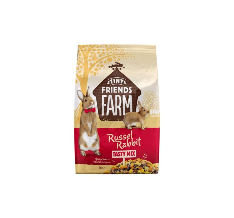 Supreme Russel Корм для кроликов 850г