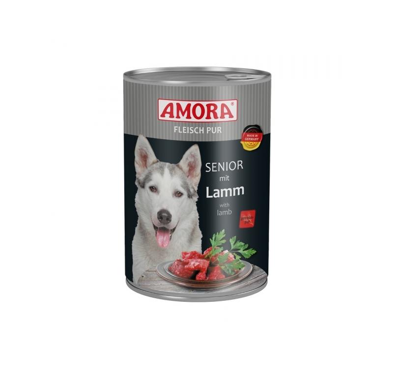 Amora Senior Dog Food (Lamb) 400g