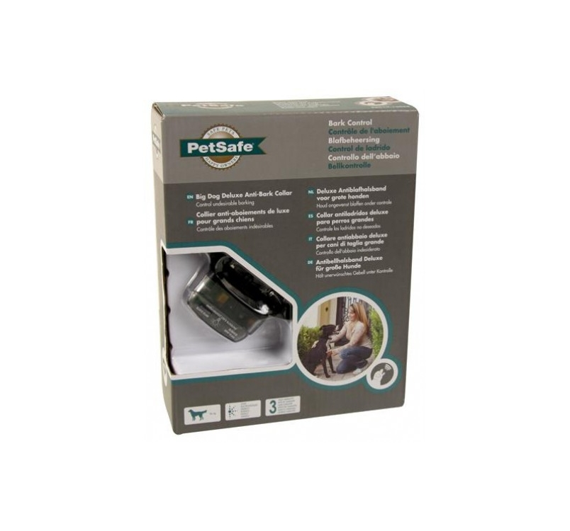 Big Dog Deluxe Anti-Bark Collar PBC19-13058