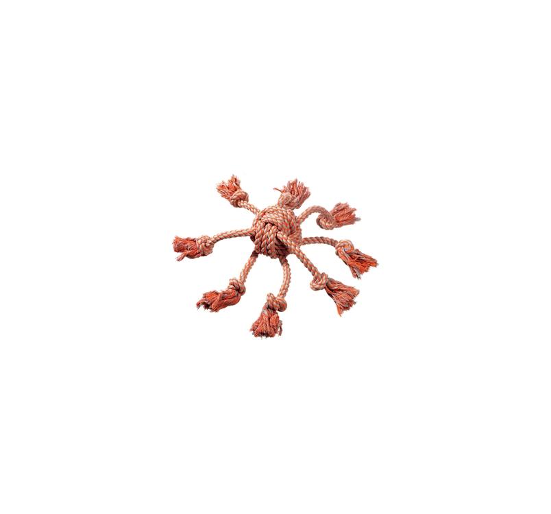 """Puuvillast Köis-Kaheksajalg """"James"""" ⌀15cm x 55cm"""
