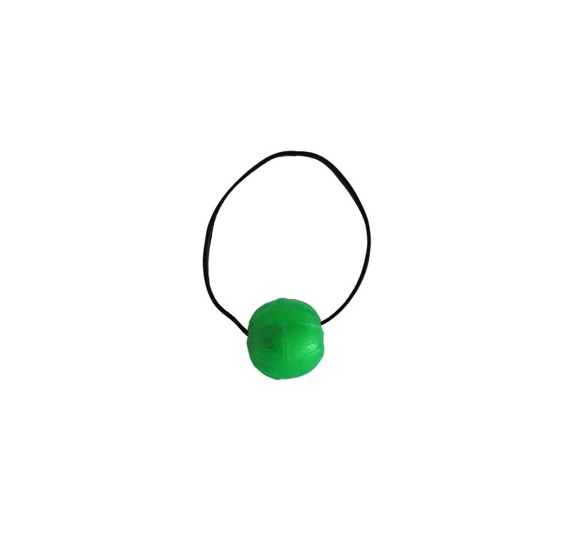 Klin Soft Ball Green with Handle 90mm