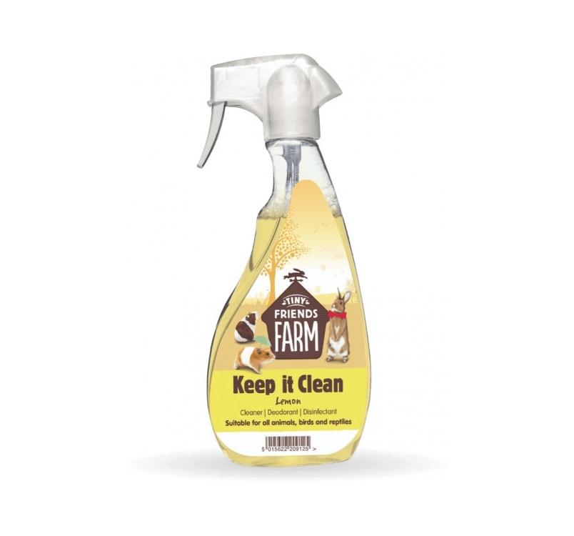 Keep It Clean Lemon 500ml