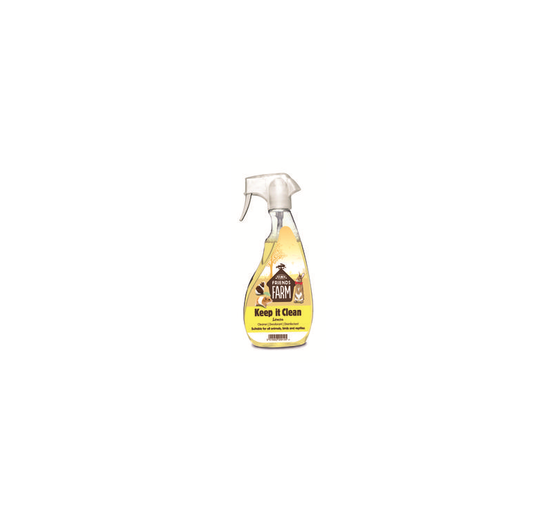 Supreme Keep it Clean Ликвидатор пятен и запаха, спрей, 500 мл