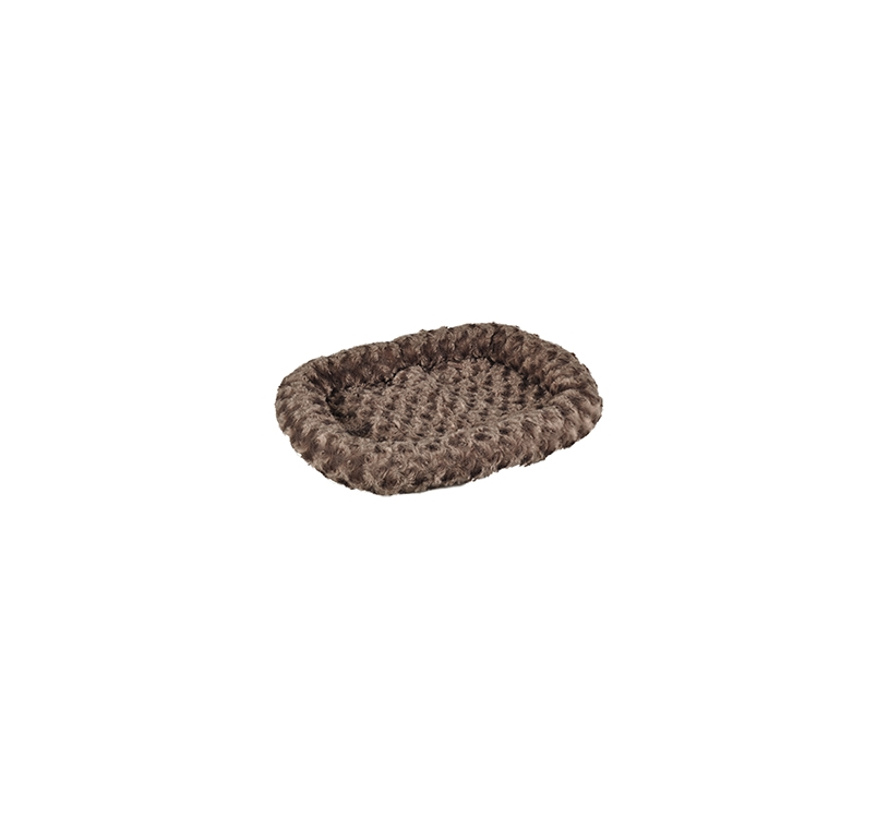 Bed Flat Cuddly Taupe 48x37cm