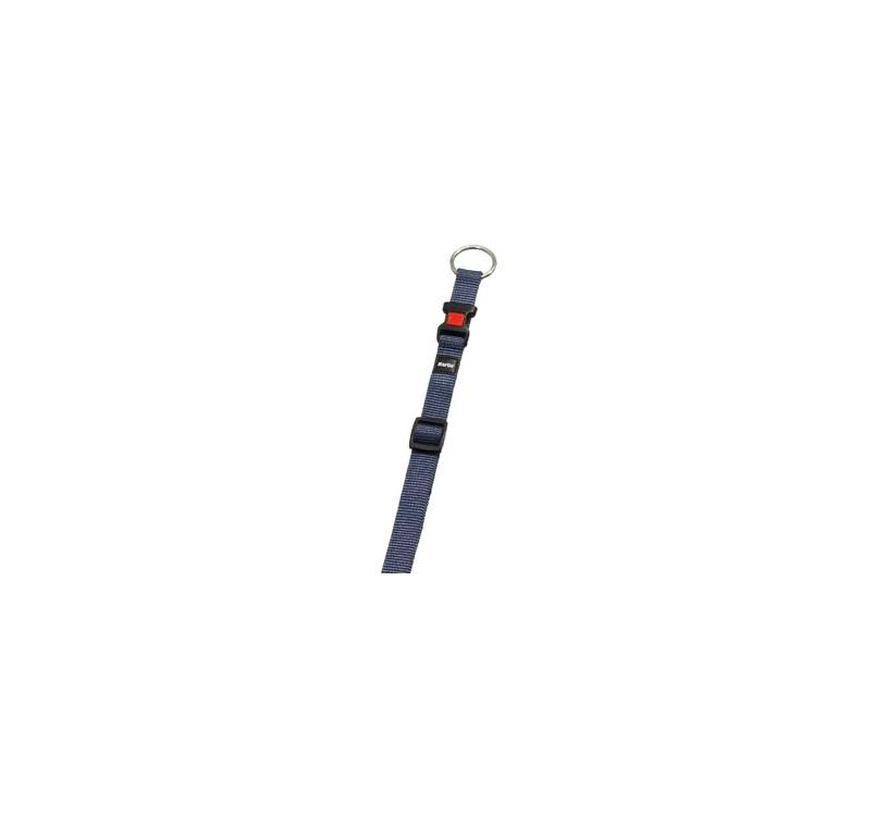 Kaelarihm Nailonist Ziggi Hall/Sinine 40-55cm x 20mm