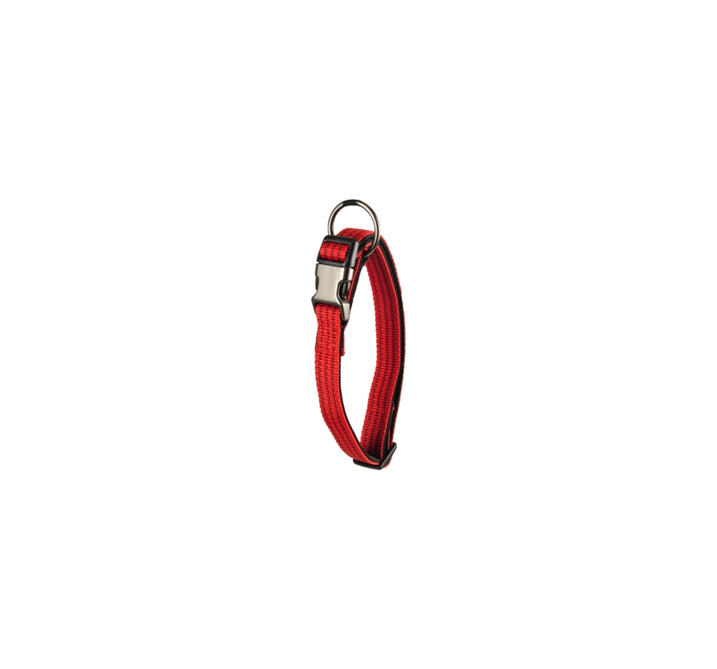 Collar Rover Red 30-45cm 15mm