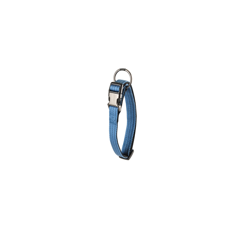 Collar Rover Blue 30-45cm 15mm