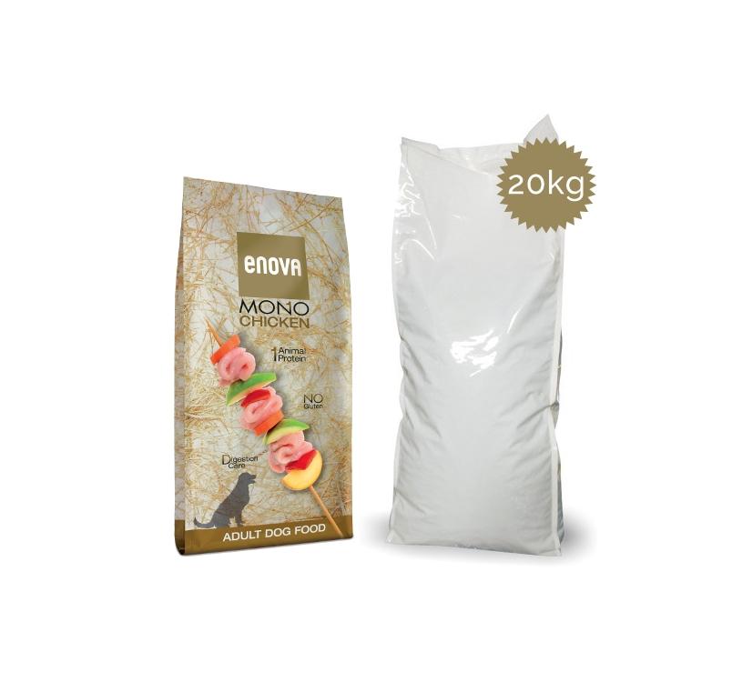 Enova MONO Chicken Complete Dog Food 20kg