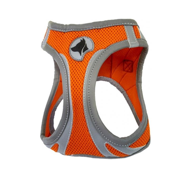 Harness Refelctive Orange XS
