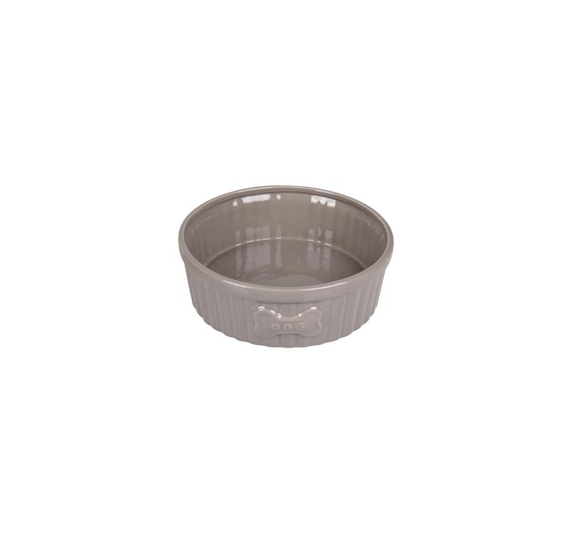 Ceramic Bowl Mabel Brown ø20,5cm 1500ml