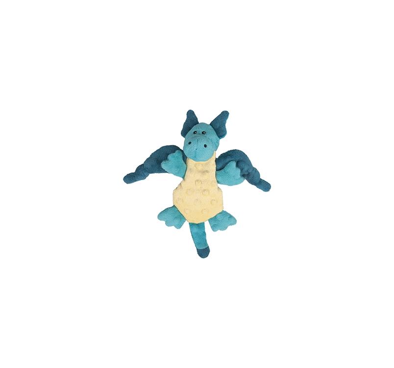 Plush Dog Toy Dragon 40cm