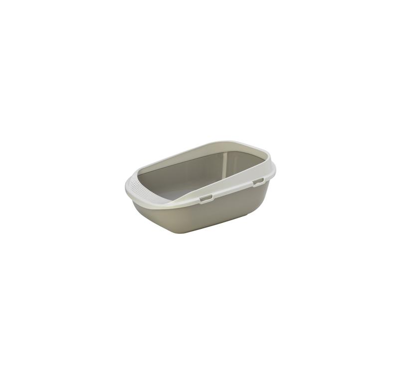 Cat toilet Carfy Grey 48x65x29,5cm