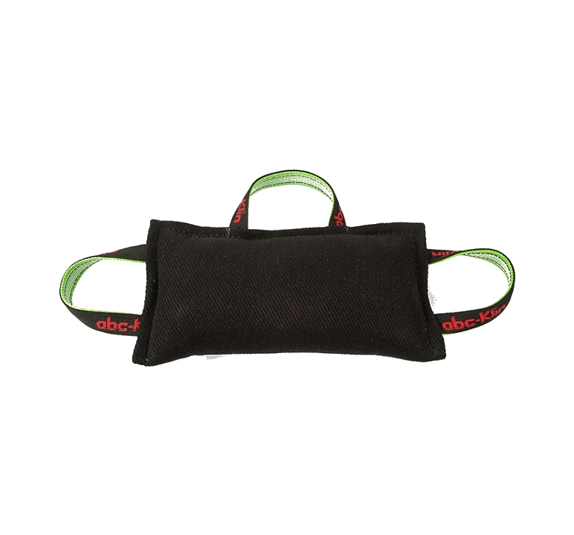 Klin Cotton-Synthetic Bite Pad with 3 Handles 28x15cm