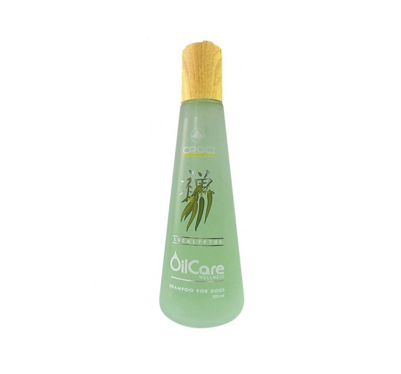 OilCare Sensitive шампунь для собак (эвкалипт) 300мл