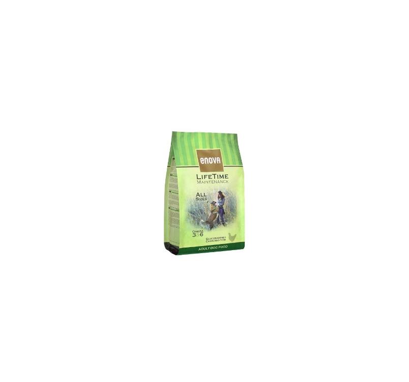 Enova Lifetime Maintenance Kuivtoit Täiskasvanud Koerale 2kg