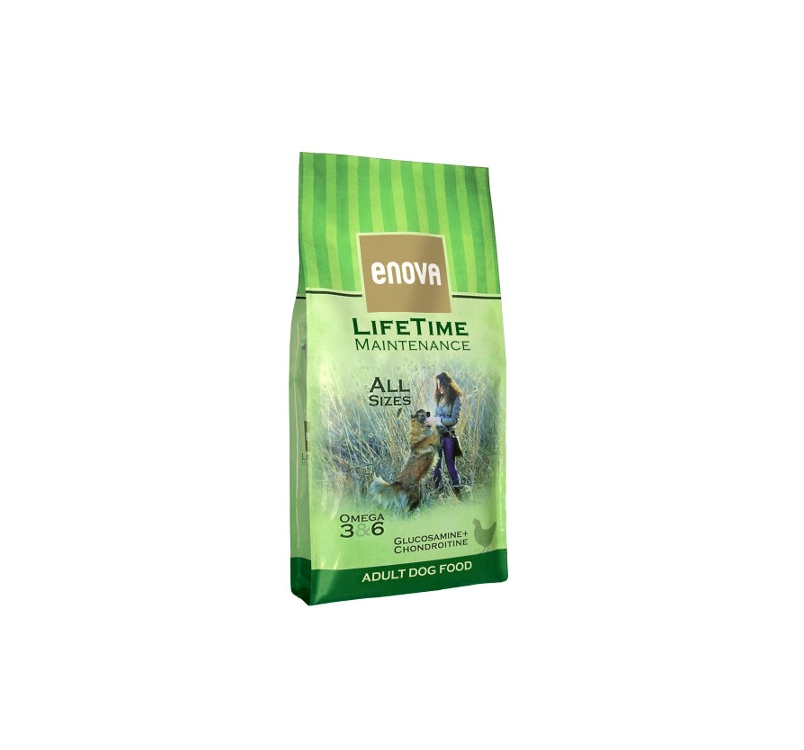 Enova Lifetime Maintenance Adult Dog Food 12kg