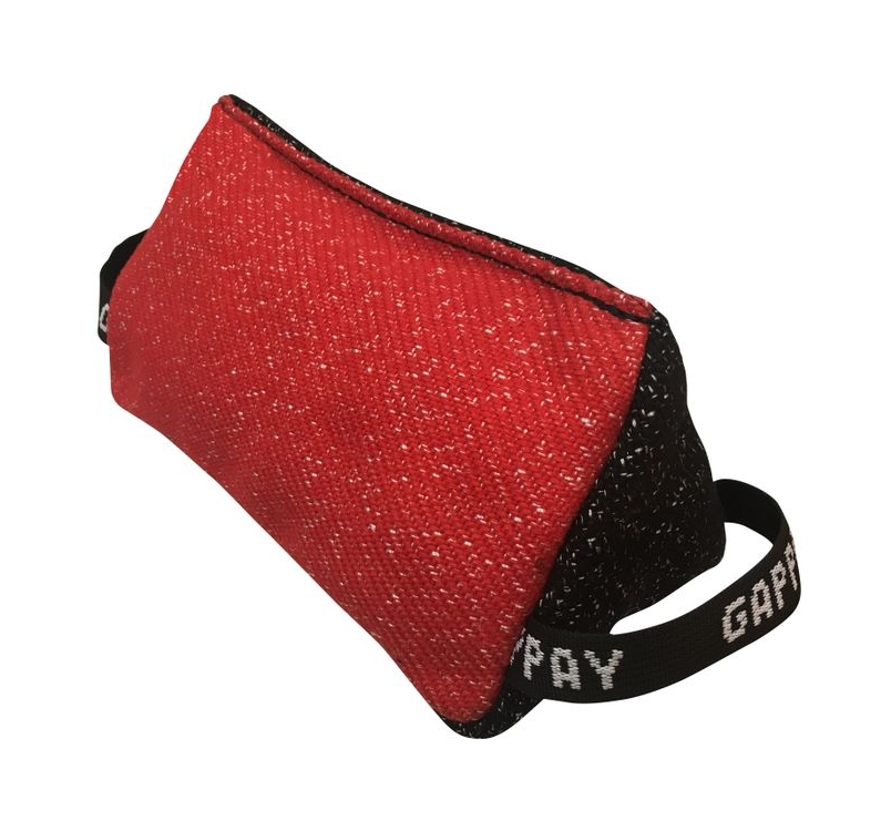 Gappay Triangle Bite Pad with 2 Handles 28x13x14cm