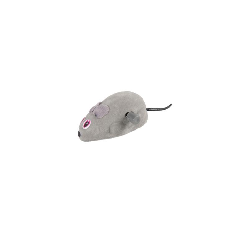 """игрушка для кошек """"мышонок"""" 6см"""