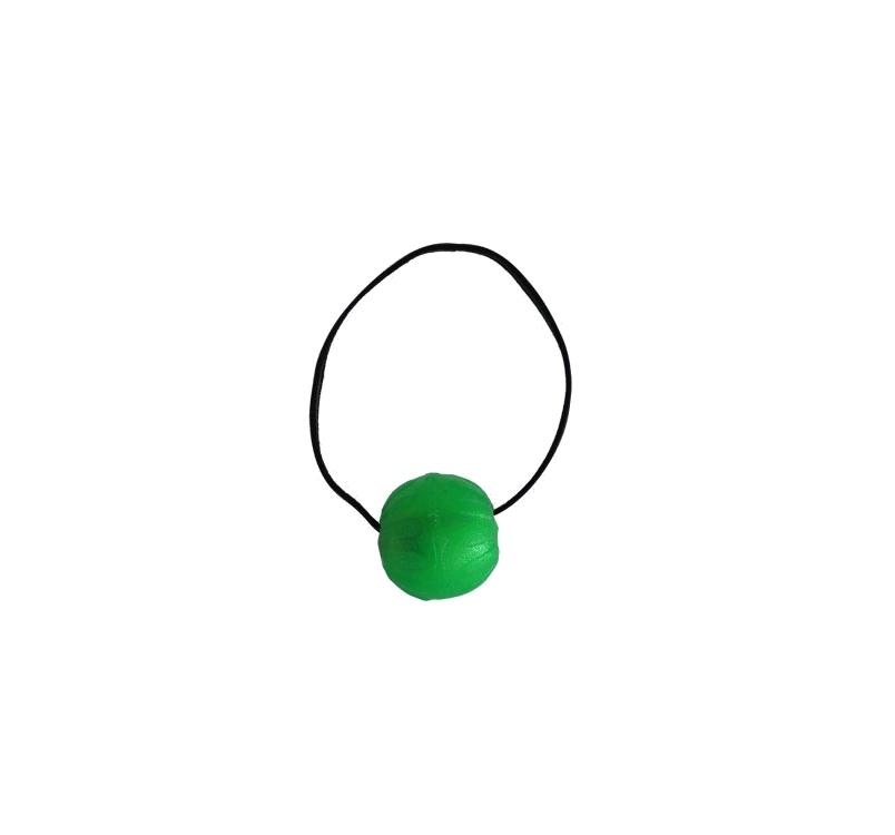 Klin Soft Ball Green with Handle 70mm