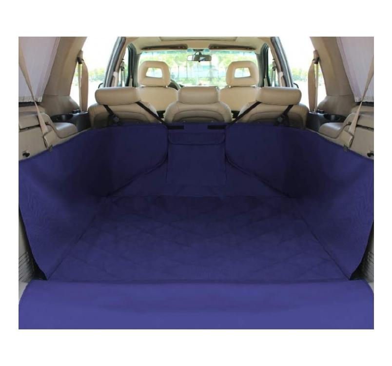 защита с багажника 138x105x45cm