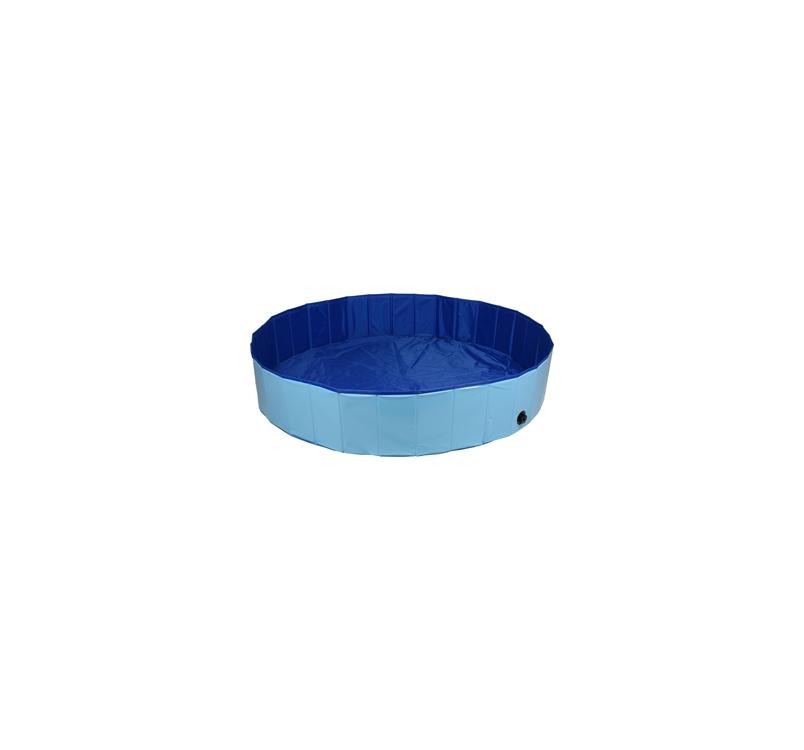 Doggy Splatter Pool Blue 160x30cm