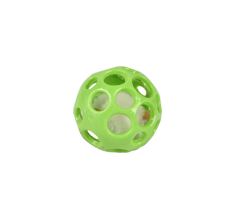 Ball with Holes + Squeaky mouse
