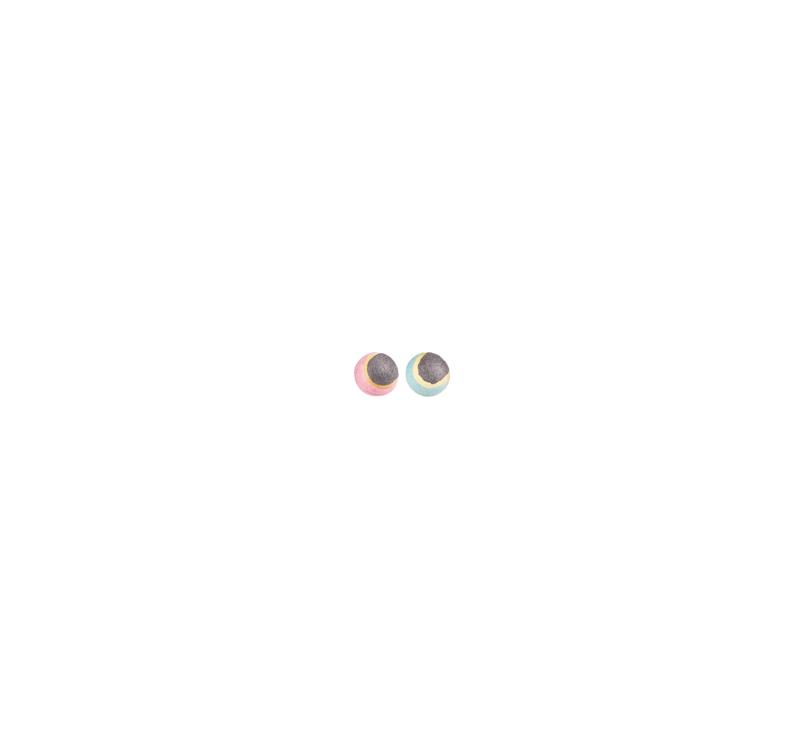 Small Dog Tennis Ball Ikra 6,5cm 2pcs