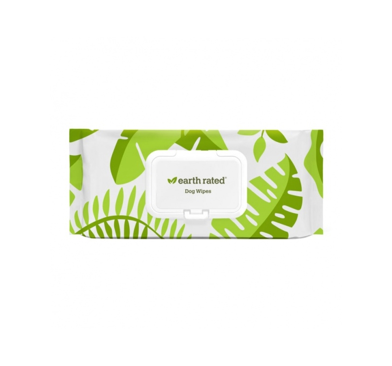 Earth Rated Biobased Wipes (Lavender) 100pcs