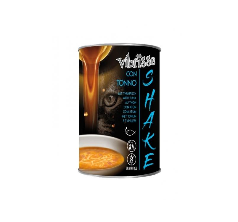 Vibrisse Shake для кошек - Тунец 135г