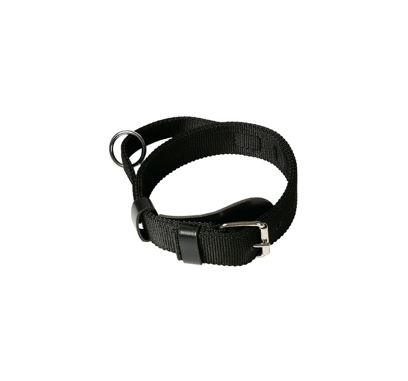 Collar with handle, relined, sturdy nylon material 50mm x 60cm