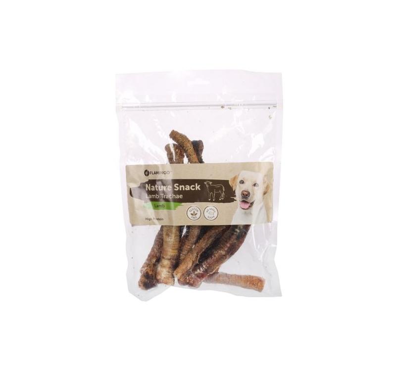 Nature Snack Lamb Trachea 5-6cm 200g