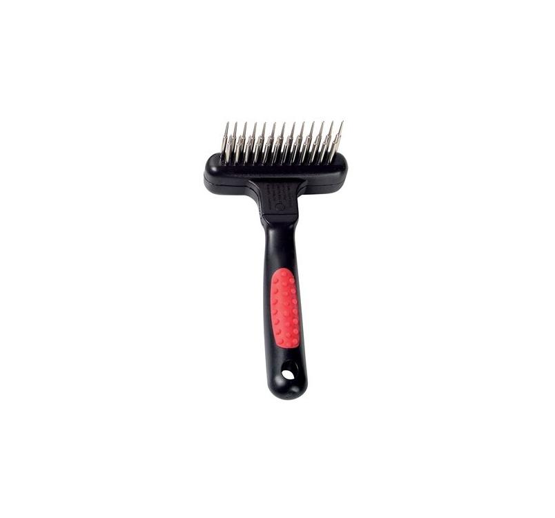 """Comb with Rotating Pins """"Magic"""" - 25 pins"""
