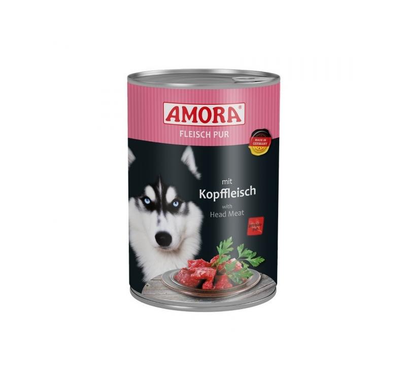 Amora консервы для собак - говядина и телятина 400г