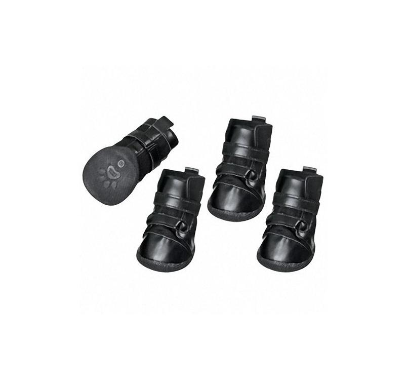 Dog Boots, 4 pcs, 9x7cm