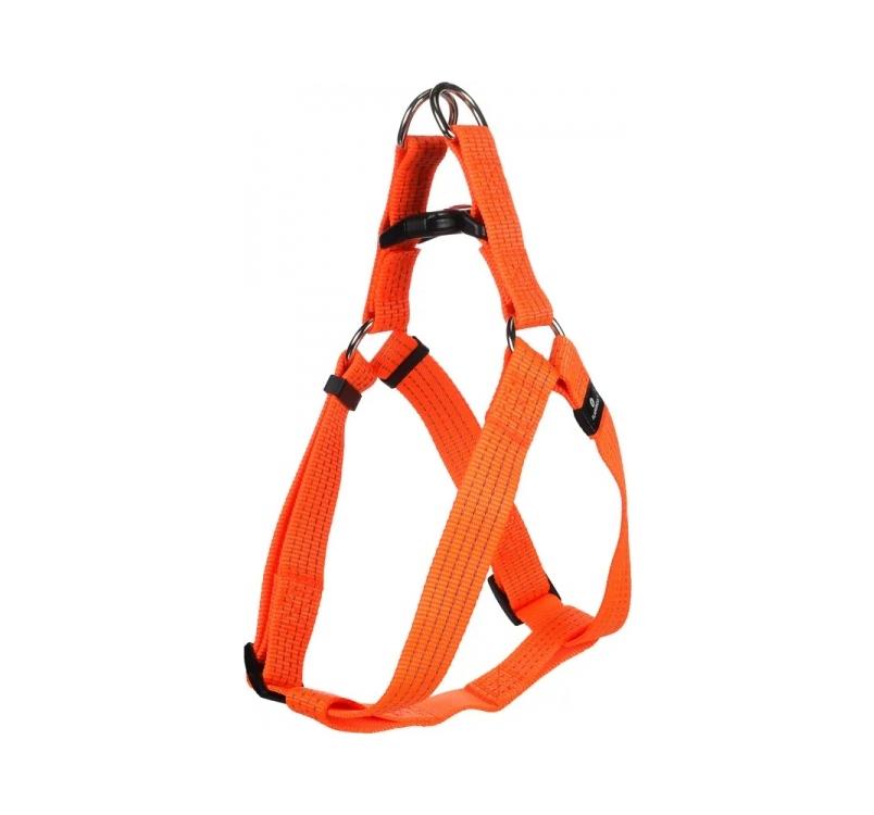Harness with Reflectors Orange 40-70cm 25mm