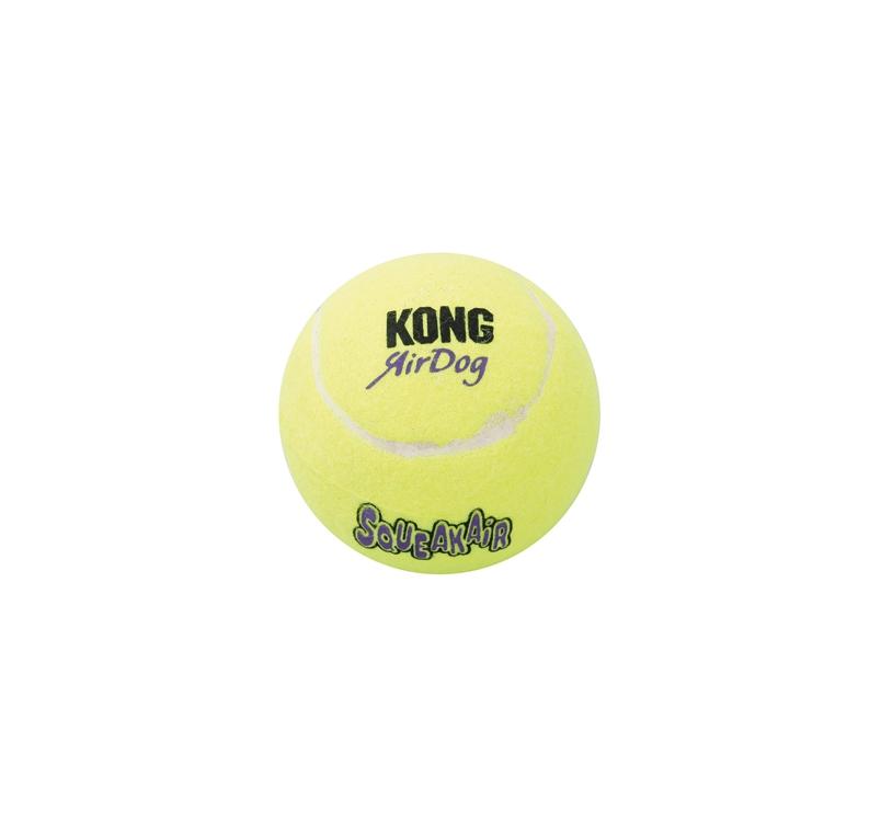 Kong Air Dog Squeaker Ball XL 10cm