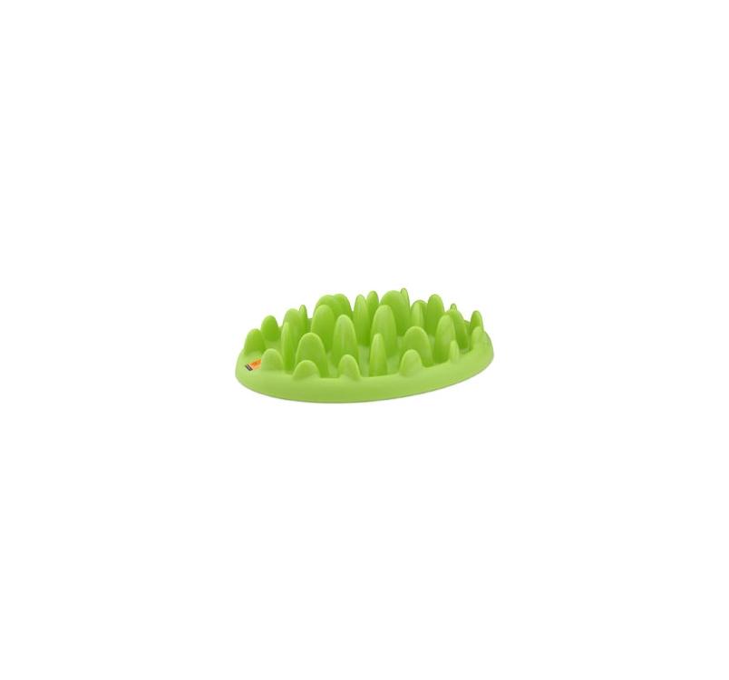 Interactive Feeder Green Mini 27x23x8cm