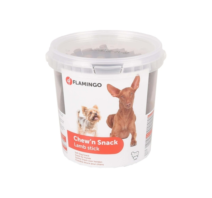 Chew'n Snack Sticks with Lamb 700g