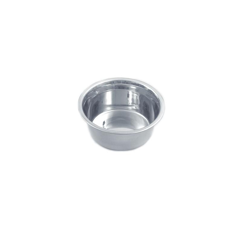 Миска для корма и питья (нержавеющая сталь) 1600мл