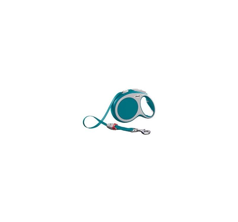 Flexi Vario L Turquoise Tape 5m
