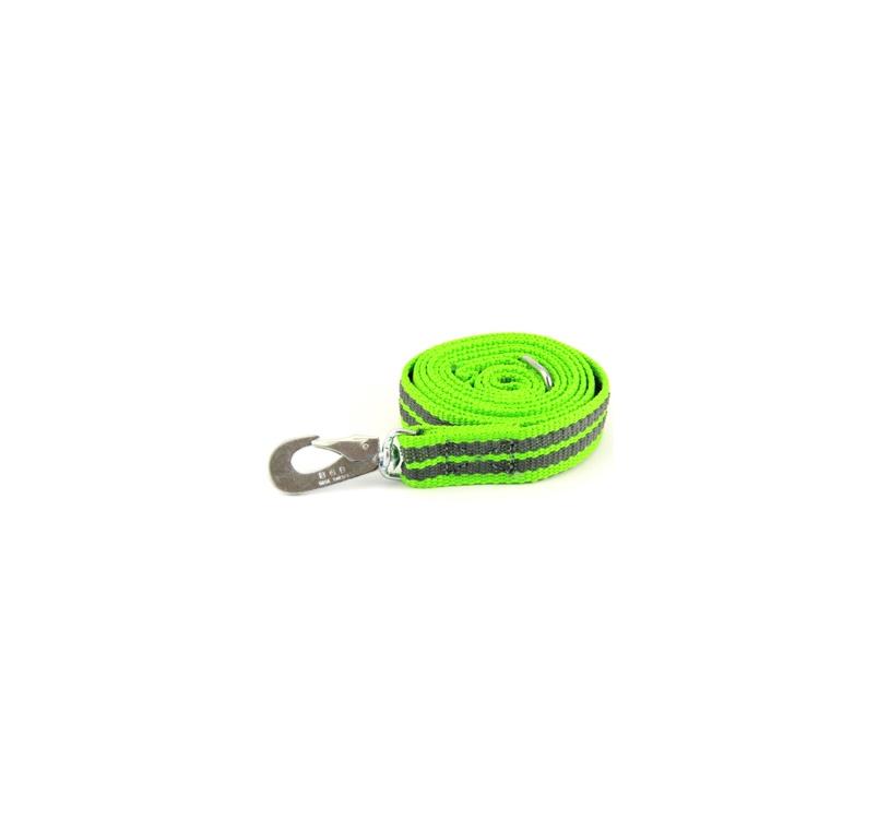 Leash Rubberized BGB Green 3m x 25mm