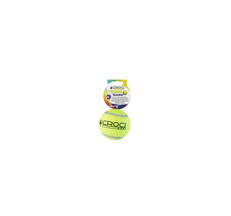 Tennisball with Sound 6,5cm