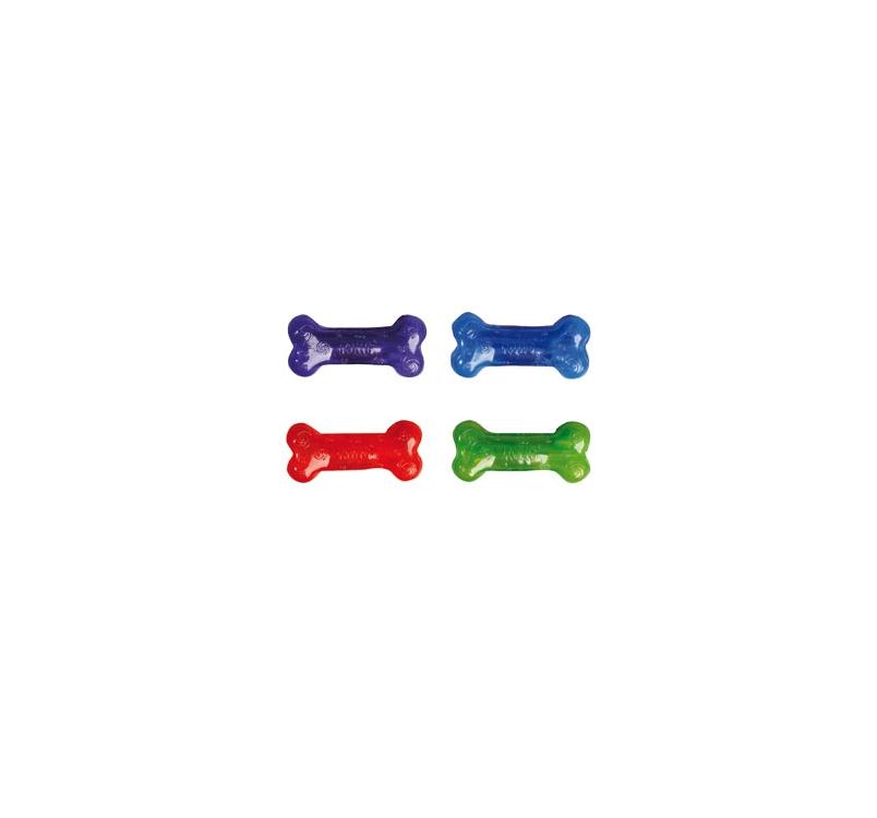 Игрушка для собак KONG Squeezz Bone L 19x9x5см