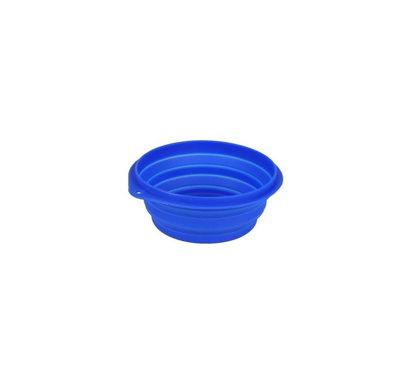 Foldable Silicon Travel Bowl 500ml