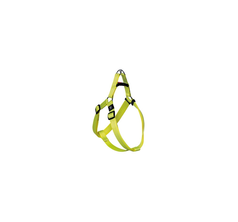Harness with Reflectors Yellow 25-45cm 15mm