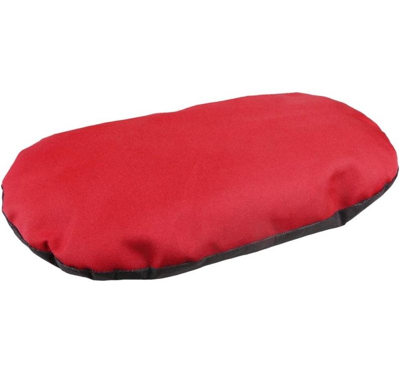 Лежак Diva, красный 80см
