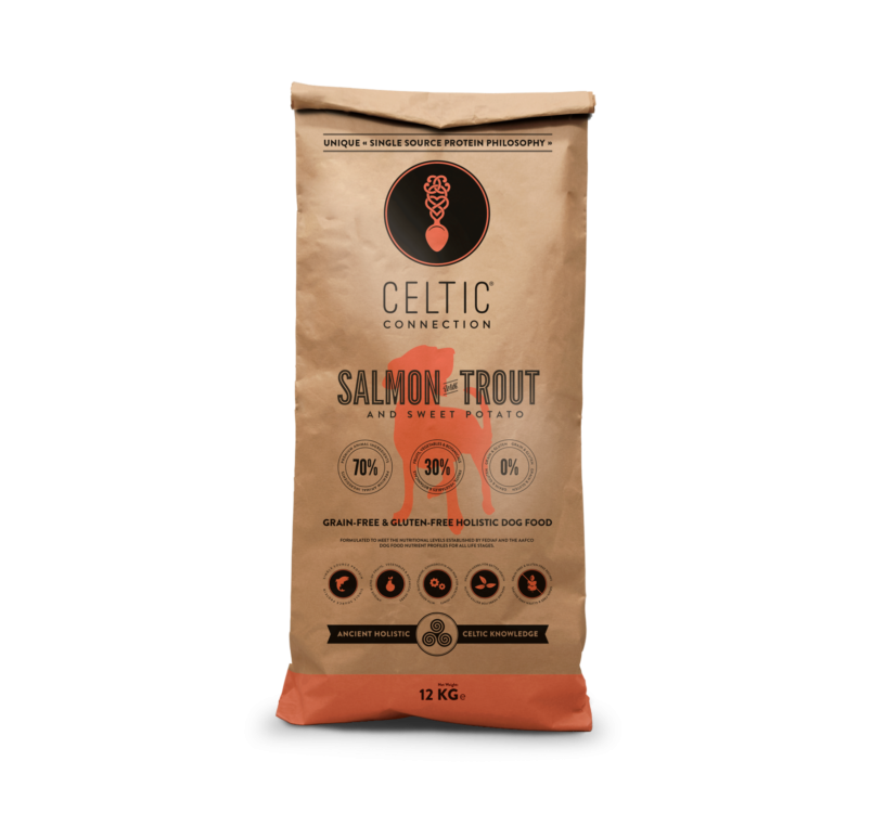 Celtic Connection Salmon & Trout for Dogs 12kg