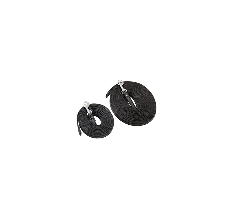 Rubberized Leash without Loop 10m x 15mm